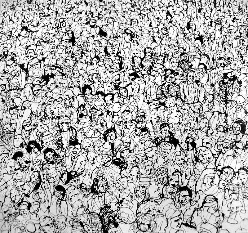 Crowd Study #6